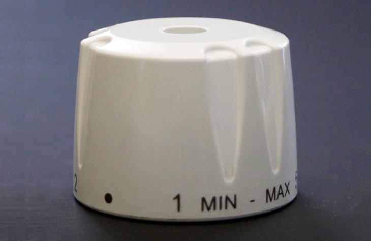 Radiator Valve Cap rotary printing
