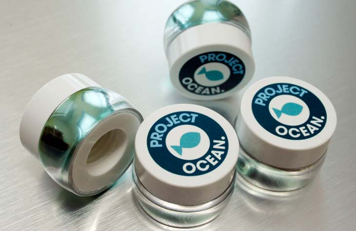 Project Ocean Screwcaps