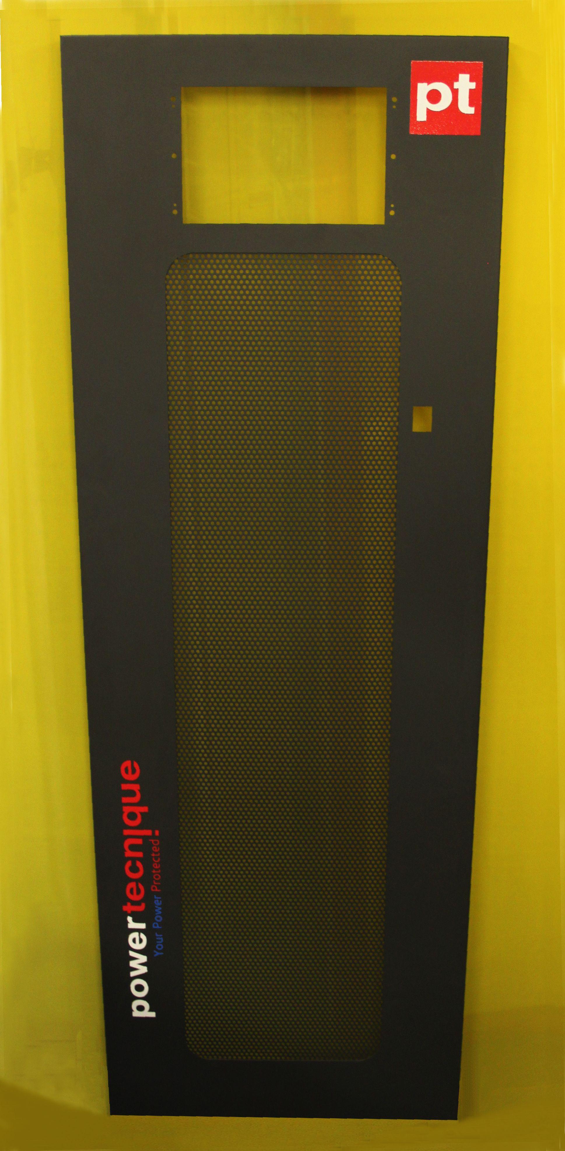 Large 3 colour panels